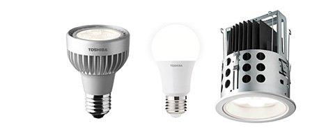Toshiba ระบบส่องสว่าง