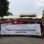 Toshiba-Group-companies-in-Singapore-gathered-together-to-support