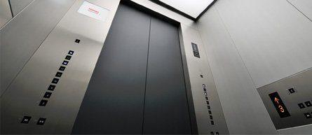 Toshiba Lif & Eskalator, Sistem Bangunan