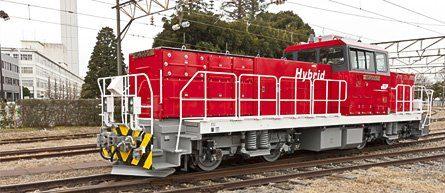 Toshiba Pengangkutan Keretapi