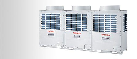 Toshiba Air Conditioning Systems