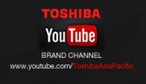Toshiba Brand Channel