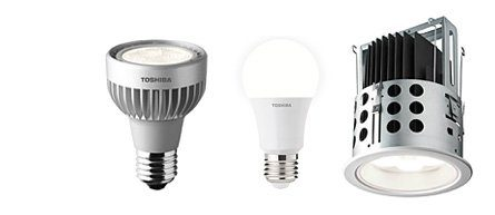 Toshiba 照明系统
